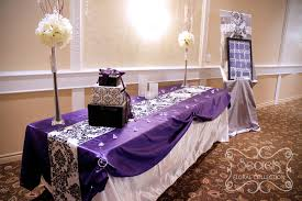 mesh ribbon table decorations used wedding decor toronto amusing used wedding decor toronto 44