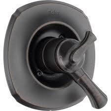 delta vero 1 handle 3 setting diverter valve trim kit in venetian