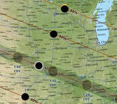 Eclipse Maps Who Radio Iowa Solar Eclipse Survival Guide Maps Video More Info