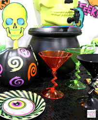 halloween drinks kid friendly kid friendly spookadelic halloween party ideas soiree event design