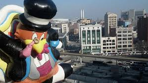 one week until america s thanksgiving day parade detroit