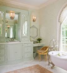 Bathroom Vanity With Mirror by Decorating Bath Vanities Traditional Home