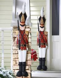 metal tin soldier wall decoration from collections etc