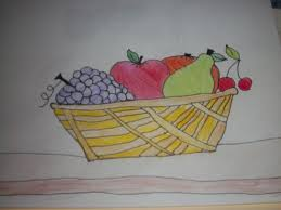 bowl of fruits a random bowl of fruit drawing dozenroses 2017 aug 2 2012