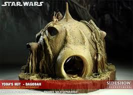 Star Wars Yoda U0027s Hut Dagobah Sixth Scale Figure Environmen