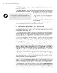 chapter 2 airport safety management systems safety management