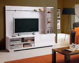 Wall Unit Images White Wall Unit Furniture With Round Table Wall Units Design