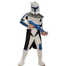 kids clone captain rex boys star wars costume 33 99 the