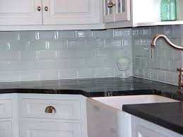 Backsplash Subway Tiles For Kitchen White Subway Tile Kitchen Backsplash Ideas Kitchenidease