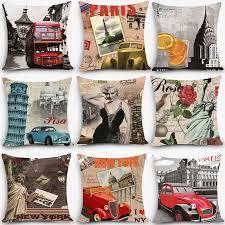 popular linen bedding cushion buy cheap linen bedding cushion lots