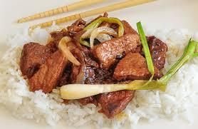 recette cuisine porc échine de porc au caramel cuisine à l ouest