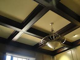 bedroom pretty white coffered ceiling kits ideas in large raised