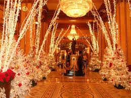 Waldorf Christmas Decorations Lobby Picture Of The Roosevelt New Orleans A Waldorf Astoria