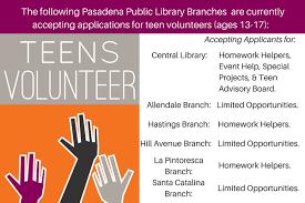 teens u2013 public library