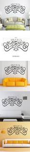 hot islamic wall stickers muslim arabic character home decor wall hot islamic wall stickers muslim arabic character home decor wall decals creative mural waterproof removable stickers 100 49 4cm