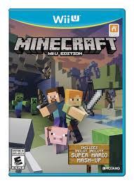 minecraft wii u edition wii u walmart canada