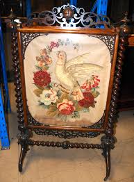 rosewood fire screen fire surrounds antique furniture south