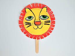 lion mask for kids colorful diy paper lion mask for kids kidsomania