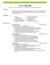 modern resume template free documentary video best film crew resume exle livecareer