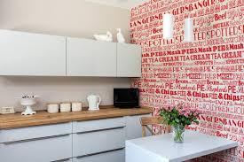 wallpaper in kitchen ideas cinta linux be creative with wallpaper kitchen ideas 34 best
