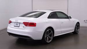 audi a5 coupe used 2016 used audi a5 2dr coupe manual quattro 2 0t premium plus at