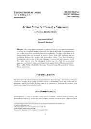 death of a salesman theme of alienation arthur miller s death of a salesman a pdf download available