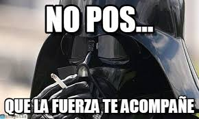 Memes De Star Wars - no pos star wars meme on memegen