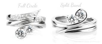 circle wedding rings wedding rings which is more important design or tradition