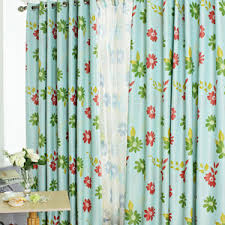 Green Kids Curtains Fancy Curtains