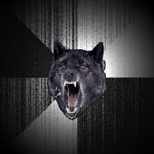Wolf Meme Generator - meme creator insanity wolf meme creator