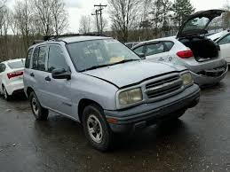 chevy tracker 1990 1999 chevrolet tracker photos salvage car auction copart usa