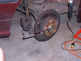 bmw rotors bmw e36 replacing brake pads and rotors