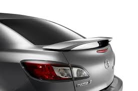 amazon com mazda 3 spoiler painted in the factory paint code of