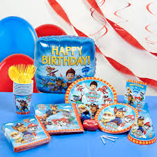 paw patrol super deluxe party kit walmart com