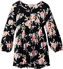 dresses girls floral print shipped free at zappos