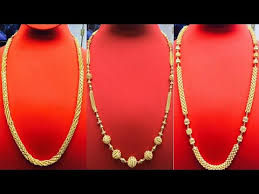 necklace link patterns images Gold chain necklace new pattern images heavy chains models jpg