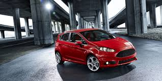 ford fiesta st is track star road ruffian