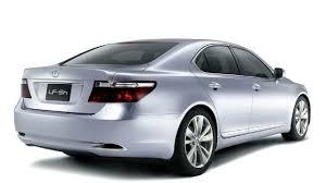 lexus lf sedan lexus lf sh concept next generation ls motor1 com photos