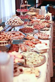 wedding cookie table ideas wedding traditions the pittsburgh cookie table weddings wedding