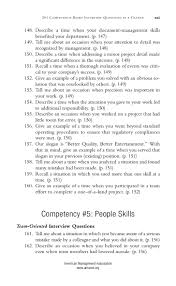 Resume Sample Questions And Answers by 201 Knockout Answers To Tough Interview Questions