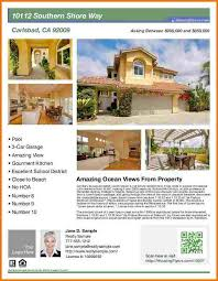 real estate flyer examples free real estate flyer templates download authorization letter pdf