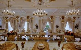 versailles dining room home of the day versailles of bel air interiors white and gold