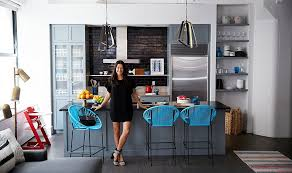 one kings lane home decor our vibrant makeover of rebecca minkoff s apartment