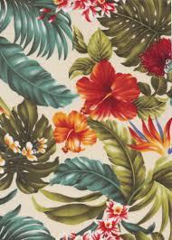 Upholstery Fabric With Birds Moha Barkcloth Hawaii Timeless Hawaiian Fabrics For Your Home