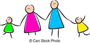 stick family illustrations and clipart 8 903 stick family royalty