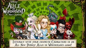 disney alice in wonderland android game gameplay hd game for