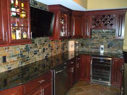 slate backsplashes for kitchens slate tile for kitchen countertops laphotos co