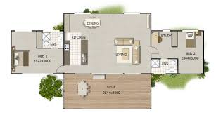 Open Floor Plan Kit Homes Home Deco Plans House Floor Plan Kits