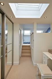 Split Level Bedroom by Dormer Conversion With Luxurious Interior In Richmond Tw9