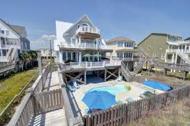 Beach House Rentals Topsail Island Nc - shoreline dreams direct oceanfront vacation rentals on topsail